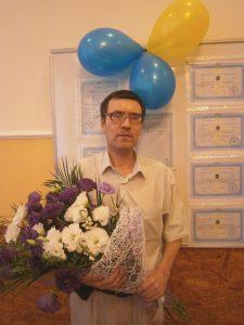 Чернявський Ігор Павлович вчився на факультеті української мови і літератури Ізмаїльського державного педагогічного інституту