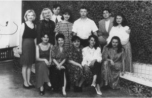 Архівні фото (Асоціація випускників ІДГУ)