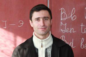 Жечков Микола - випускник факультету іноземних мов 2003 року