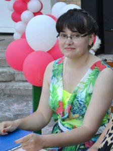 Олена Шевченко (Рудковська)
