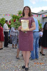 Семененко (Череньова) Ольга Володимирівна