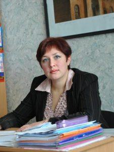 Гончарова Наталія Олександрівна