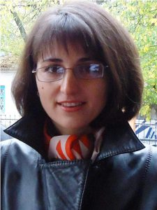 Рубан (Сучану) Ася Костянтинівна