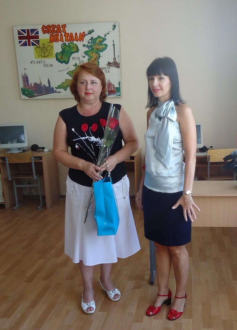 Ярмоленко Галина Григорівна - викладач ІДГУ