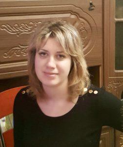 Топчий Олеся Юріївна