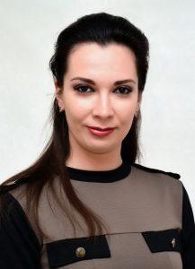 Зінов'єва Юлія Петрівна