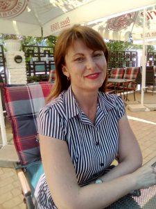 Крюкова Ольга Іллівна