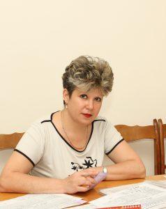 Топчий Лариса Миколаївна