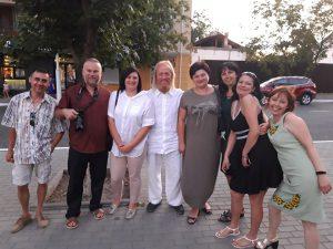 На початку серпня 2020 року відбулася зустріч випускників педагогічного факультету (образотворче мистецтво) ІДГУ 2000 року